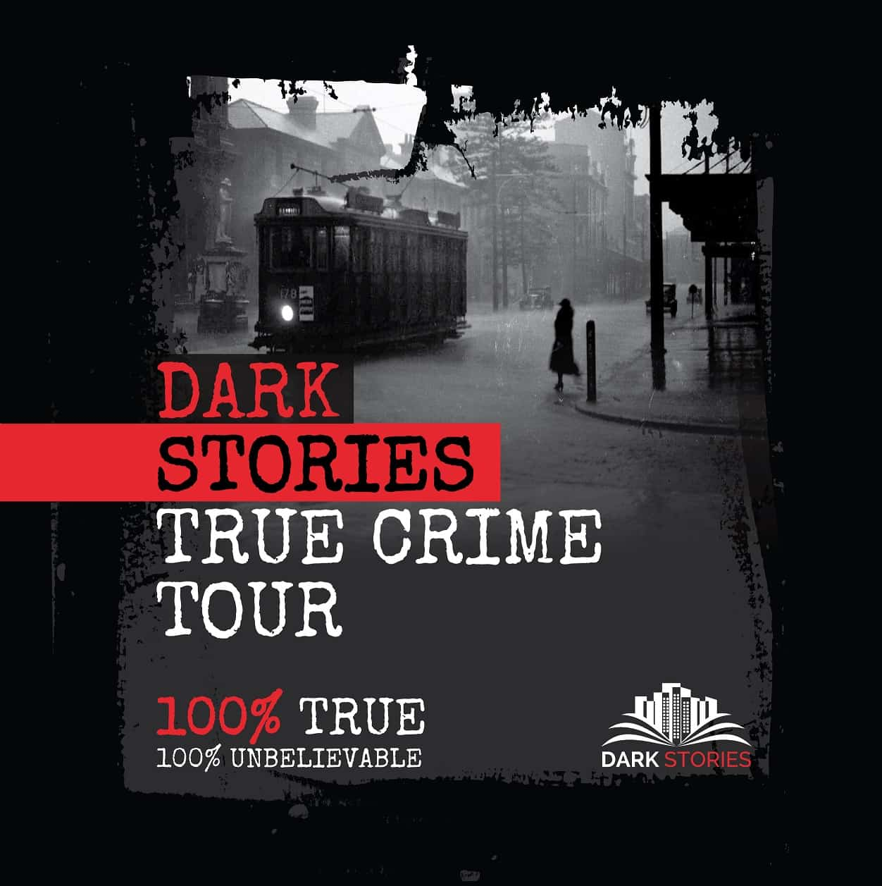 Newcastle Dark Stories True Crime Tour