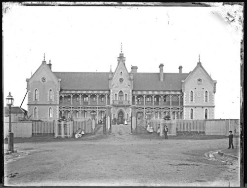 Hospital 1892