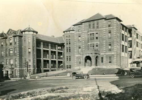 Hospital 1900s